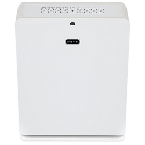 Whynter EcoPure HEPA Air Purifier in Silver