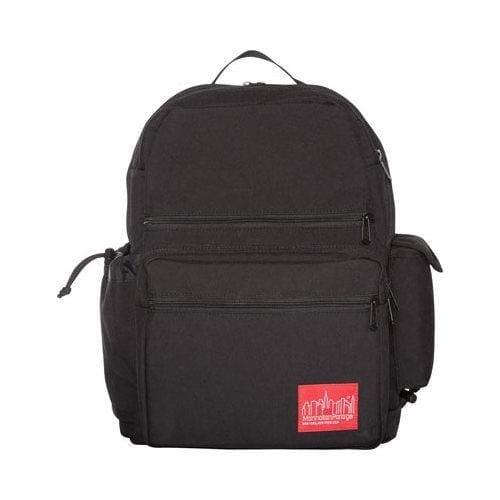 Manhattan Portage Ken's Backpack (Medium) Black