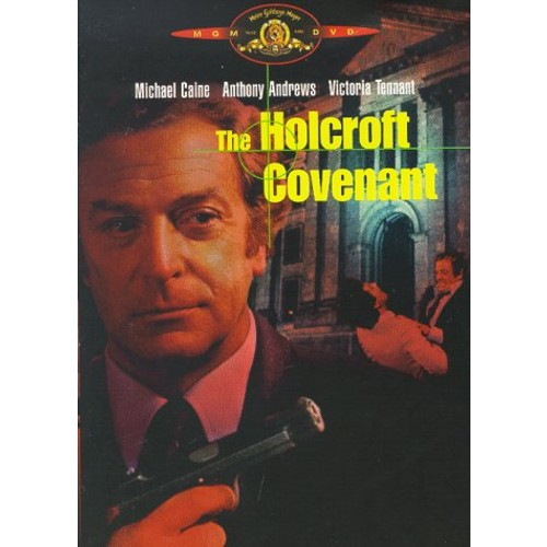 Holcroft Covenant: Michael Caine, Anthony Andrews, Victoria Tennant, Lilli Palmer, Mario Adorf, Michael Lonsdale, Bernard Hepton, Richard Mnch, Carl Rigg, Andr Penvern, Andy Bradford, Shane Rimmer, John Frankenheimer, Edie Landau, Ely A. Landau, Mort Abrahams, Edward Anhalt, George Axelrod, John Hopkins, Robert Ludlum: Movies & TV