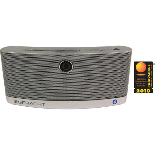 Spracht Aura BluNote Portable Wireless Speaker System with Bluetooth Connectivity