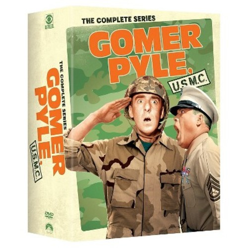 Gomer Pyle, U.S.M.C.: The Complete Series