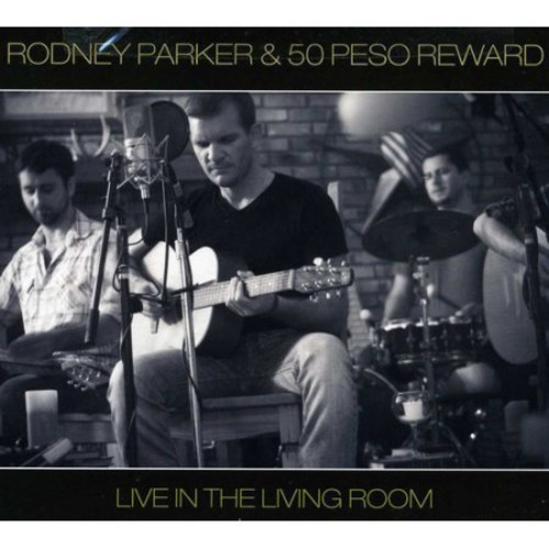 Live in the Living Room [CD]
