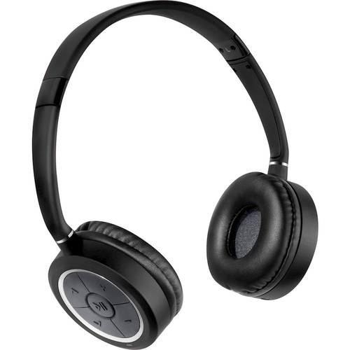 HMDX - Journey HX - HP450 Over-the-Ear Wireless Headphones - Black