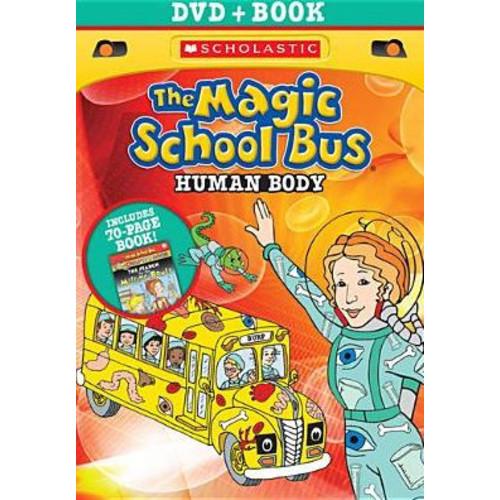 The Magic School Bus + Book: HUMAN BODY