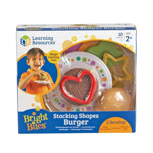 Learning Resources Burger Shapes