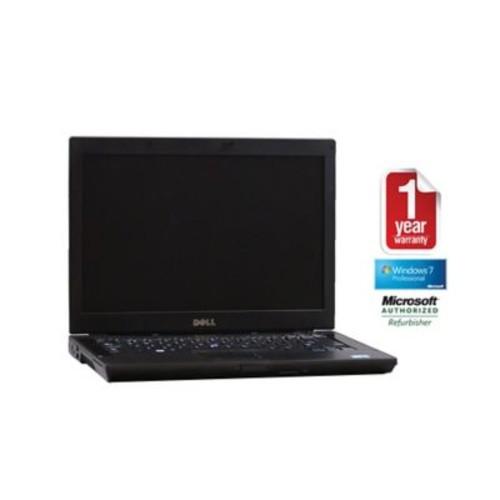 Refurb DELL E6410 CORE I5-2.4GHz Processor, 4GB memory, 128GB SSD Hard drive, DVDRW, 14.1 Display, Windows 10 Pro 64bit