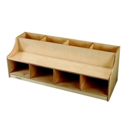 Childcraft Kids Bench with Storage Compartment