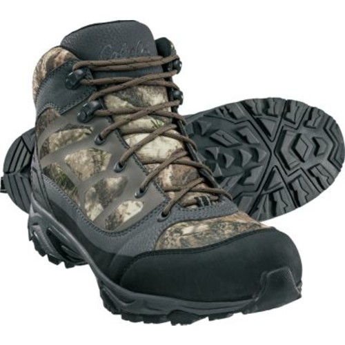 Cabela's Men's Full Draw II Hunting Boots with 4MOST DRY-PLUS [WIDTH : MEDIUM]