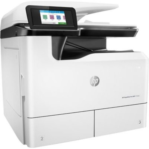 HP PageWide Pro 772dw Page Wide Array Multifunction Printer, Color, Plain Paper Print, Floor Standing