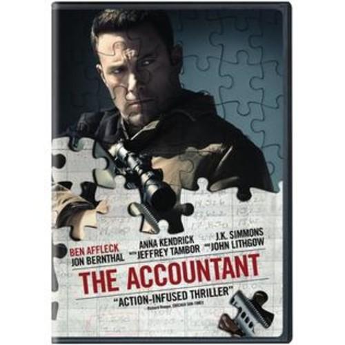 Warner Home Video Accountant [DVD]