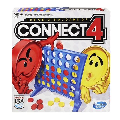 Hasbro Games & Puzzles Hasbro Connect 4 Game