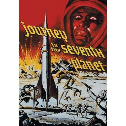 Journey to the Seventh Planet (DVD)