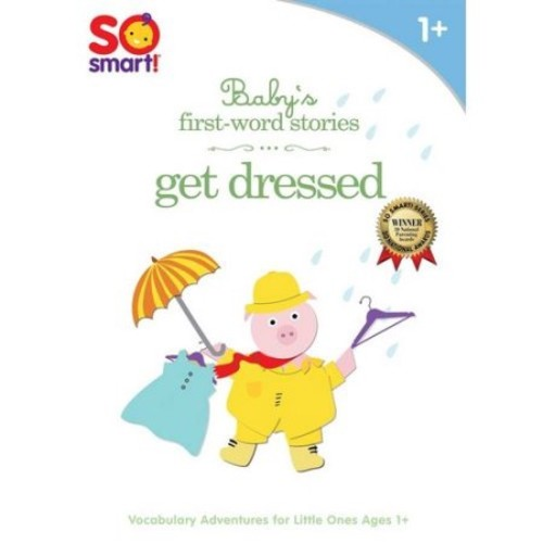 So Smart!: Baby's First-Word Stories - Get Dressed [DVD] [English] [2009]