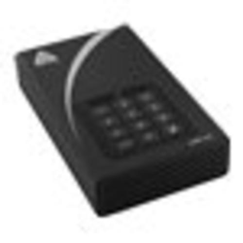 Apricorn Aegis Padlock DT FIPS ADT-3PL256F-4000 4 TB 3.5