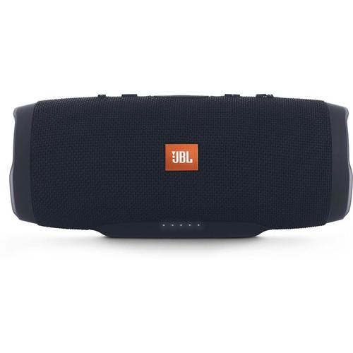 JBL Charge 3 (Black) Waterproof portable Bluetooth speaker