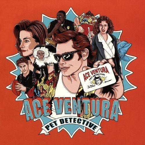 Ace Ventura: Pet Detective [1994 Original Motion Picture Soundtrack] [CD]