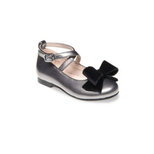 Kids' Metallic Ballerina Shoes