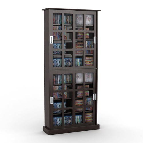 Atlantic Espresso Media Storage