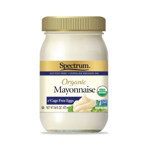 Spectrum Organic Mayonnaise, 16 Fl Oz