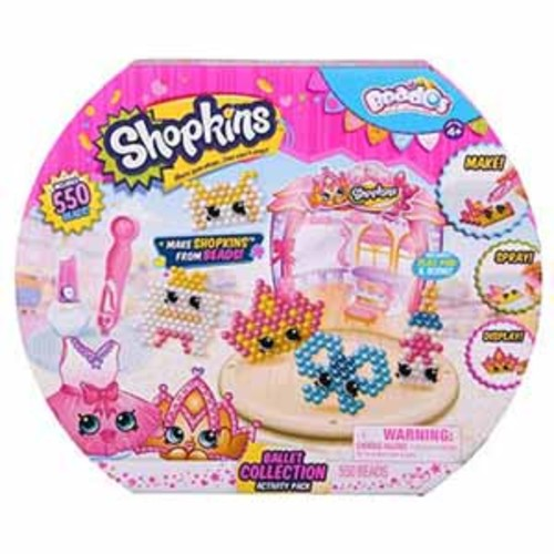 Beados Shopkins Activity Pack - *Assortment