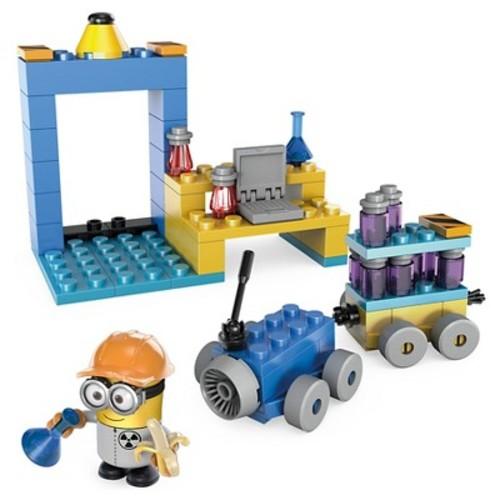 Mega Construx Despicable Me Minions Free Form Building set