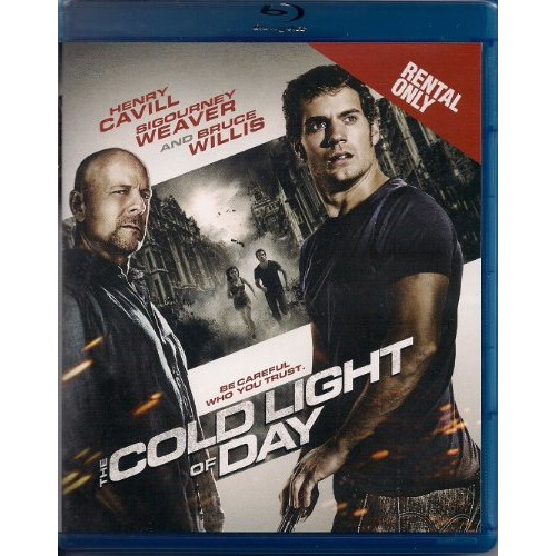 The Cold Light of Day *Blu-ray, 2013) Rental Exclusive