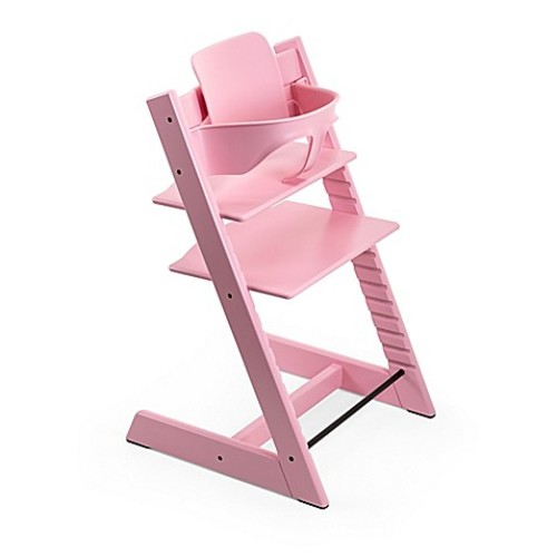 Stokke Tripp Trapp Baby Set in Soft Pink