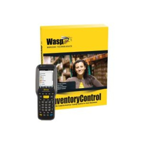 Inventory Control RF Enterprise - Box pack - unlimited users - Win - with Wasp DT90
