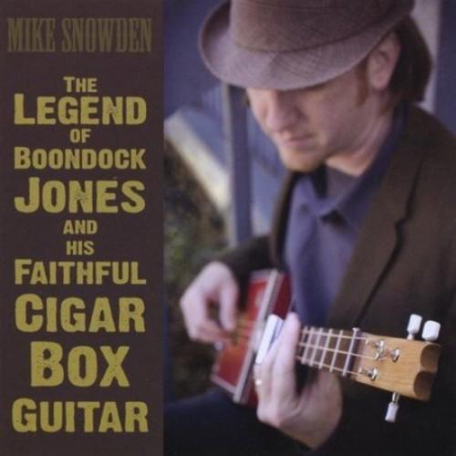 The Legend of Boondock Jones and His Faithful [CD]