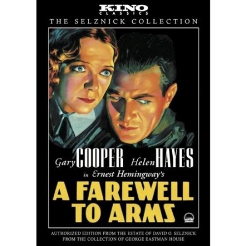 A Farewell to Arms: Kino Classics Edition: Helen Hayes, Gary Cooper, Adolphe Menjou, Frank Borzage: Movies & TV