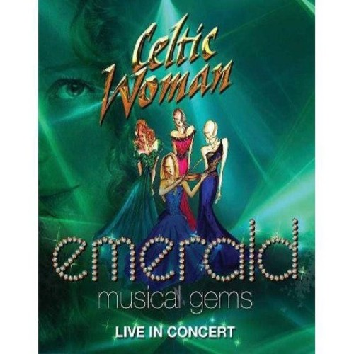 Celtic Woman: Emerald - Musical Gems [Blu-ray]