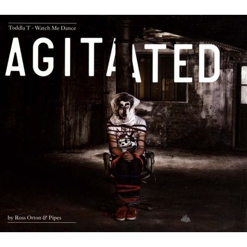 Watch Me Dance [Agitated by Ross Orton & Pipes] [CD]