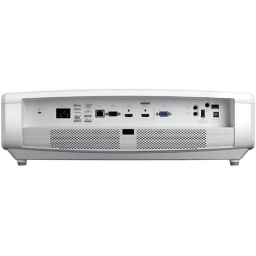 Optoma UHD60 4K Ultra HD Home Theater DLP Projector, White