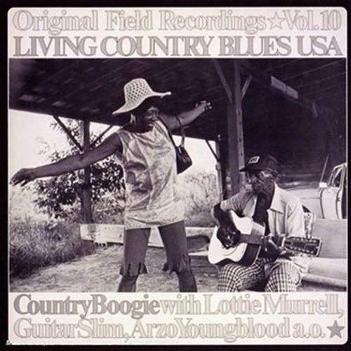 Living Country Blues USA, Vol. 10 [CD]