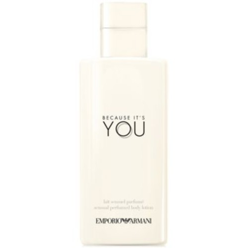 Emporio Armani Because It's You Body Lotion, 6.7 oz.