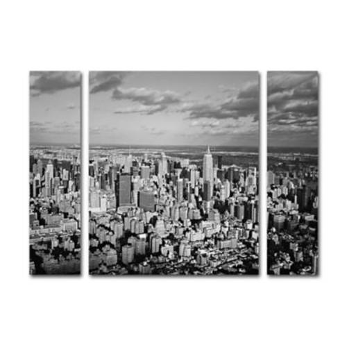 Trademark Fine Art ''Aerial City'' by Ariane Moshayedi 30