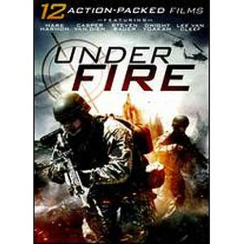 Under Fire: 12 Action-Packed Films [3 Discs]