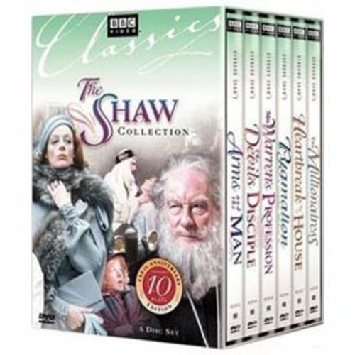 George Bernard Shaw Collection [6 Discs]