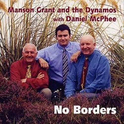 No Borders [CD]