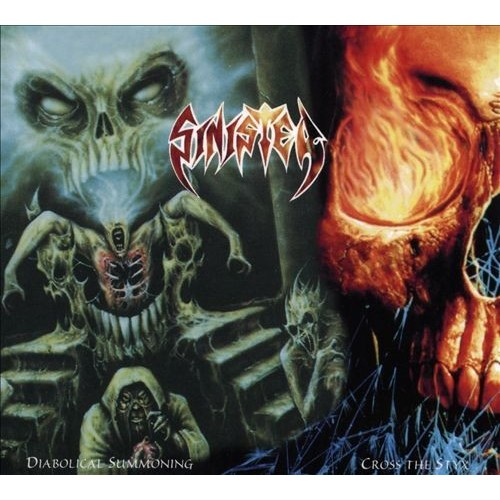 Cross the Styx/Diabolical Summoning [CD]
