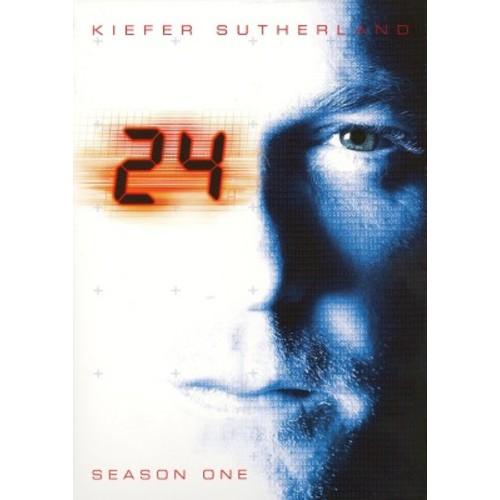 24: Season 1 [6 Discs] [Repackaged]