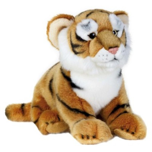 Lelly National Geographic Tiger Plush