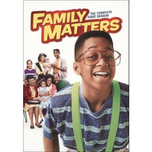 Family Matters: The Complete First Season [3 Discs]