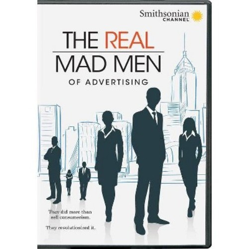 Smithsonian:Real Mad Men Of Advertisi (DVD)