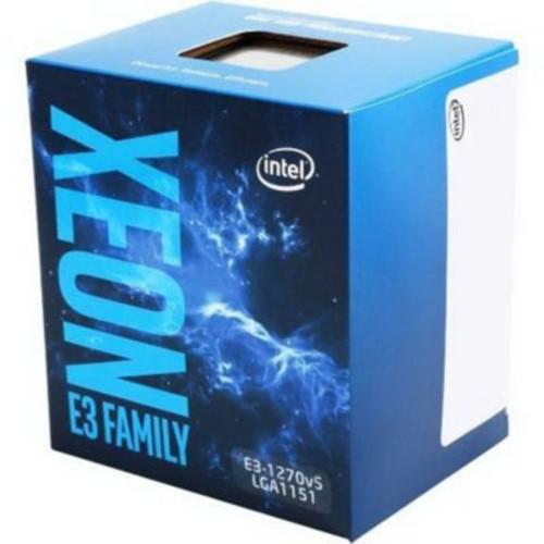 Intel Xeon E3-1275 v5 SkyLake 3.6 GHz 4 x 256KB L2 Cache 8MB L3 Cache LGA 1151 80W BX80662E31275V5 Server Processor