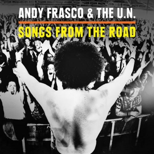 Andy Frasco - Songs From The Road (CD)
