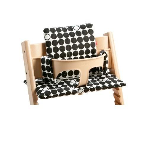 Stokke Tripp Trapp High Chair Cushion - Hazy Tweed