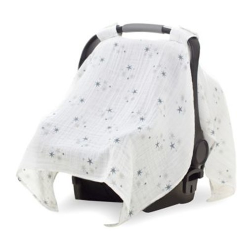 aden by aden + anais Car Seat Canopy in Twinkle