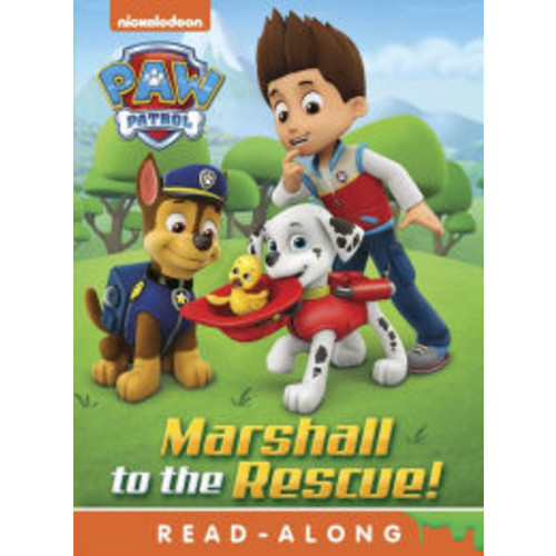 Marshall to the Rescue (Board) (PAW Patrol)
