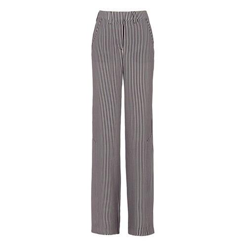 A.L.C. Miles Striped Silk Pants